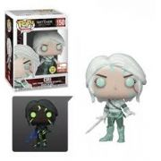 Funko Pop The Witcher 3 Ciri E3 2019 Briha no Escuro