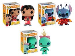 Funko Pop Lilo De Lilo E Stitch - Disney