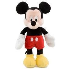 Mickey Disney Original Com 25 Cm
