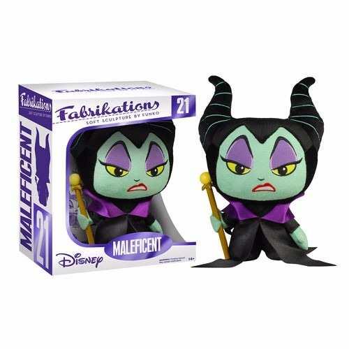 Funko Fabrikations Disney - Maleficent (maléfica) 18 Cm Alt