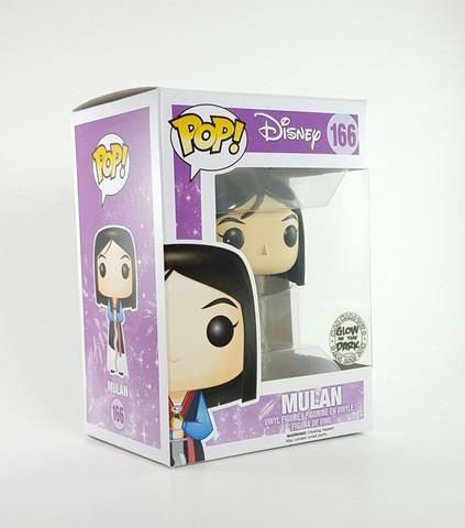 Funko Pop Mulan, Princesa Da Disney - Funko Disney