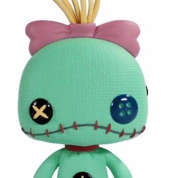 Boneco Disney Funko Pop Scrump (xepa)  De Lilo E Stitch
