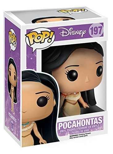 Disney Funko Pop Princesa Pocahontas
