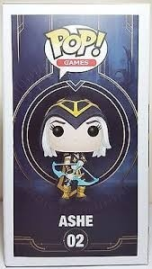 - Funko Pop Ashe - League Of Legends