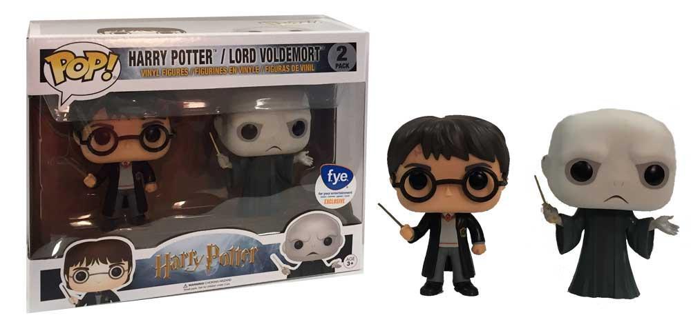 Funko Pop Pack Harry Potter - Lord Voldemort FYE Exclusive