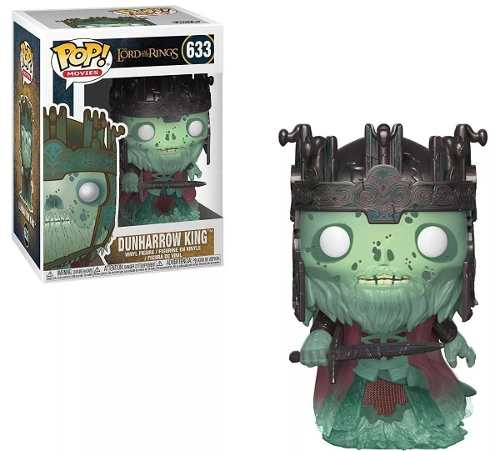 Funko Pop The Lord Of Rings Dunharrow King # 633