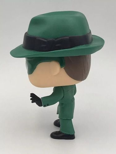 Funko Pop The Green Hornet Besouro Verde Specialty Series  - Game Land Brinquedos