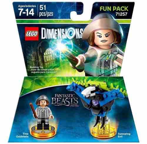 Lego Dimensions Animais Fantasticos Harry Potter  - Game Land Brinquedos