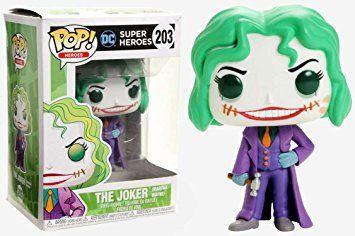 Boneco Funko Pop Martha Wayne - The Joker Hot Topic