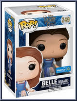 Funko Pop Belle Village - Bela e a Fera - Exclusivo Walmart