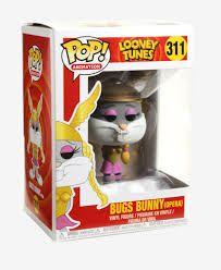 Funko Pop Bugs Bunny Opera Looney Tunes Pernalonga