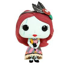 Funko Pop Dapper Sally - Disney - Nightmare Christmas