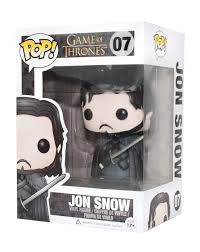 Funko Pop Game Of Thrones - Jon Snow # 49