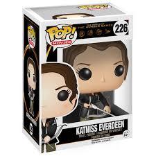 Funko Pop Jogos Vorazes Katniss Everdeen