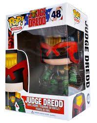 Funko Pop Judge Dredd