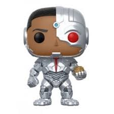 Funko Pop Justice League - Cyborg - Exclusivo Walmart