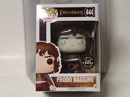 Funko Pop Lord Of Rings Frodo Baggins Glow Chase