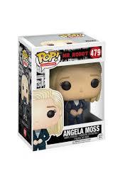 Funko Pop  Mr. Robot  Angela Moss