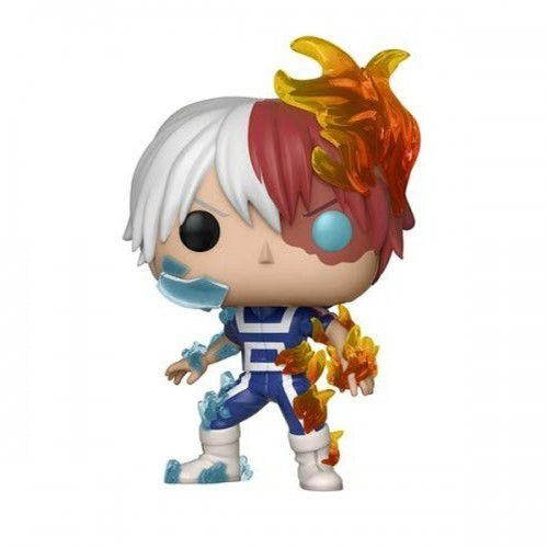 Funko Pop My Hero Academia Todoroki 372 Glows in the dark  - Game Land Brinquedos
