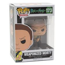 Funko Pop Rick And Morty -  Weaponized Morty # 173