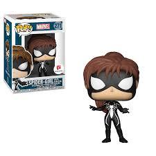 Funko Pop Spider-girl W Exlcusivo Marvel