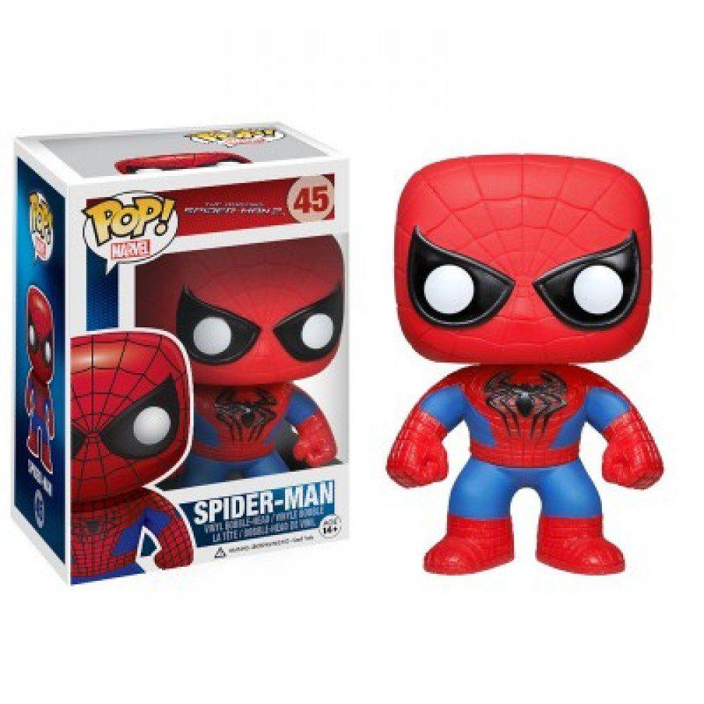 Funko Pop Spider-Man 45 - Marvel