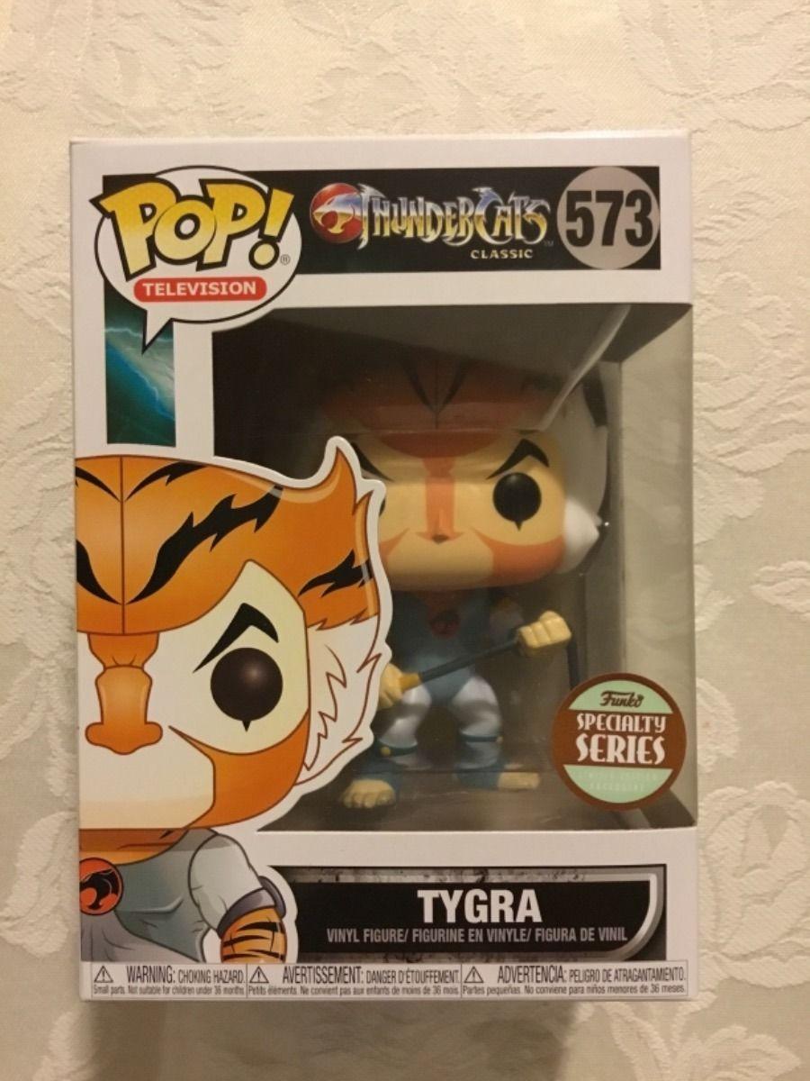 Funko Pop ThunderCats  Tygra Specialty Series # 573
