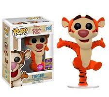 Funko Pop Turma do Pooh Tigrão Tigger SDCC 2017 Exclusive