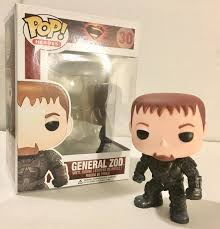 Funko Pop Zod General - Super Man - DC