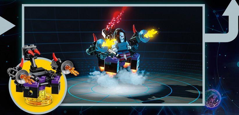 Lego Dimensions Fun Pack Marceline Cód 71285 -  Hora de Aventura 60 peças