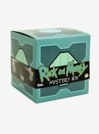 Rick And Morty Mystery Box Funko Pop Hot Topic Exclusive Lacrada