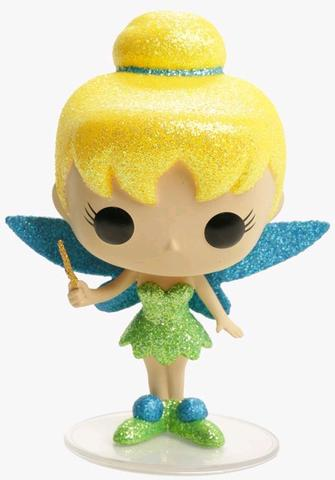 Sininho  Tinker Bell Funko Pop Diamond Hot Topic