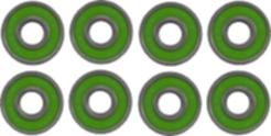 Rolamento ABEC 3 - Jogo com 8 pçs.