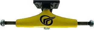 Truck de Skate Street Parts 129 mm - Amarelo