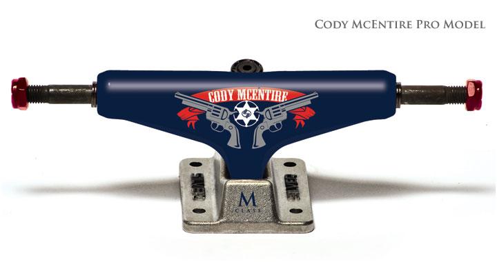 Truck SILVER Cody Mcentire 8.0