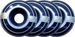 Roda Parts 49 mm - Preta
