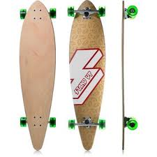 Skate Long Board - STAND UP 3