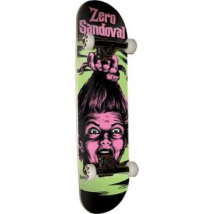 Skate Zero Completo Profissional Importado- Sandoval