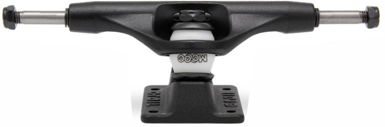 Truck Crail Skate 133 mm MID Night Sessions  Preto Envio Imediato