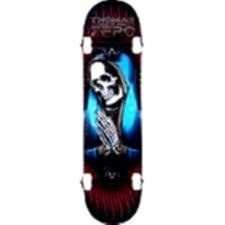 Skate Zero Completo Profissional Importado- Thomas Our Lady