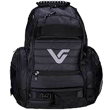 Mochila Skate bag - Vibe - Preto
