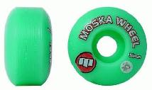 Roda Moska Skate 51 mm Verde