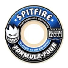 Roda SPITFIRE -  54 mm - Formula Four