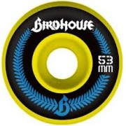 Roda BIRDHOUSE - 53 mm - Oficina do Skate