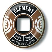 Roda ELEMENT -  54 mm - Cobre