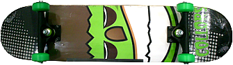 Skate Iniciante Completo - CO 5