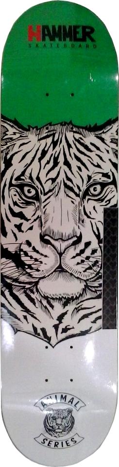 Shape Hammer Tigre 7.75