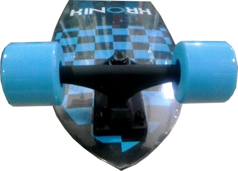 Skate Mini Long Crusier Kronik Fish Abec 7