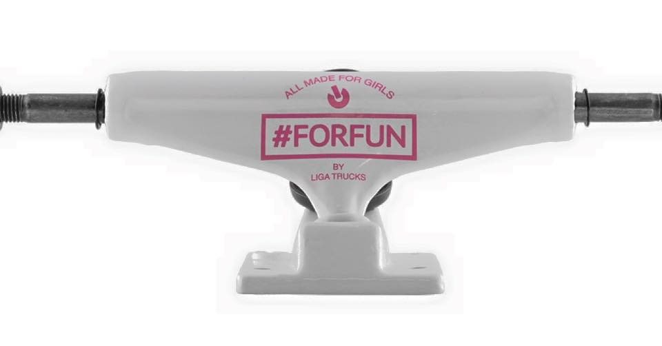 Truck Liga Skate Forfun 129 mm