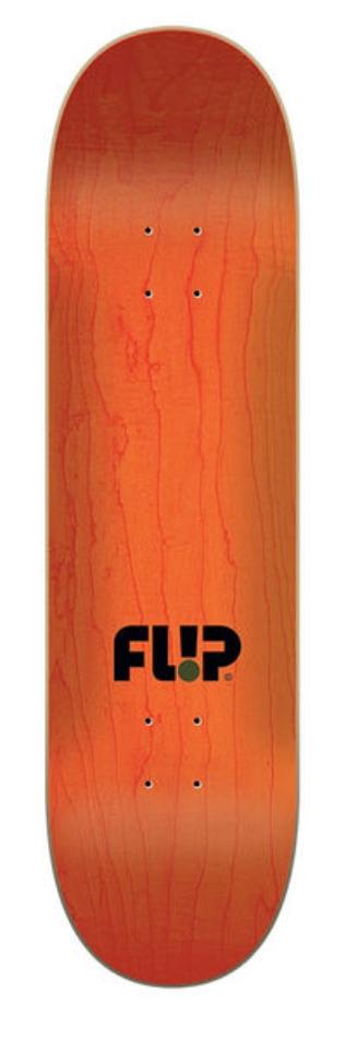 Shape Flip Odyssey Tube Orange
